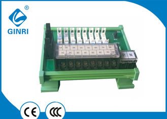 DC24V PLC Control I O Relay Module Isolation 8 Point With IDC Connector