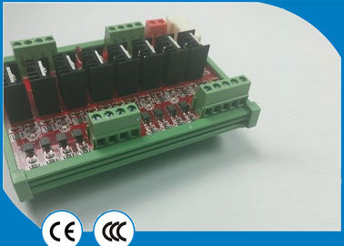 China MOSFET  Motors PLC Transistor Module 8 Road Status Indication For Each Input supplier