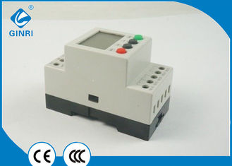 China Elevator part Three Phase Voltage Monitoring Relay phase failure protective deivce 380VAC Din rail supplier