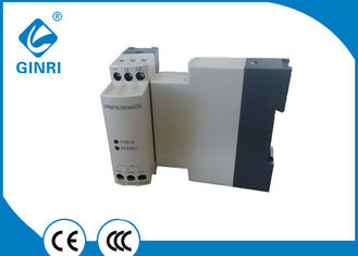 Reliable  Three Phase Voltage Monitoring Relay of three-phase mains phase failure DIN rail mount