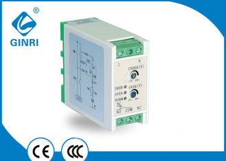 China Fans 250VAC Single Phase Voltage Monitoring Relay SVR-W 68 × 30 × 76 mm supplier