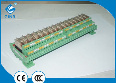 China Weidmuller Programmable Relay Module LED Display DIN Rail Mounting JR-16W2 supplier