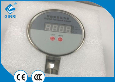 Gas Digital Pressure Gauge  -0.1-0.1 Mpa Vacuum Pressure Gauge For Machine Automation
