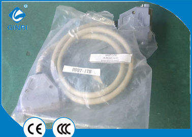 China DD37-1 Cable Wiring / PLC ,Servo ,Terminal block Cable D - Sub Connector 37P Male supplier