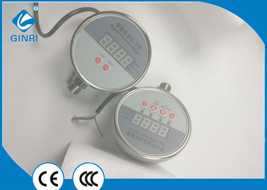 Industrial Digital Vacuum Pressure Switch Axial Direction Mounting 1/4 NPT