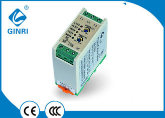China Phase Failure Three Phase Voltage Relay Overvoltage CE / CCC Certification supplier