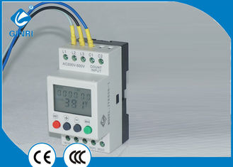 China Sequence Failure Three Phase Voltage Monitoring Relay  JVR800-1 For Refrigeratin supplier