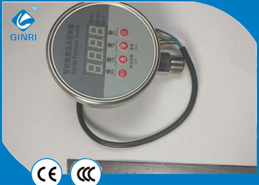 China Compressor Digital Air Pressure Switch Three Pressure Units Available 10 Bar supplier