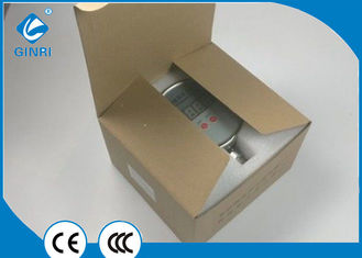 China Liquid Filled Digital Pressure Gauge  Alarm Device Reverse Polarity Protection 60Mpa supplier