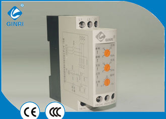 Electronic Pumps  Three Phase Protection Relay 5 LEDs For Status Indication