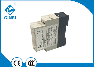 Phase Unbalance Three Phase Voltage Monitoring Relay 2 C/O Contacts CE Cetification
