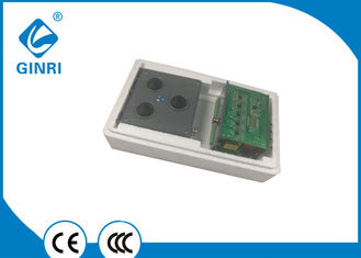 China Motors Under Current Protection Relay Black Shell 1 C/O Trip 1 C/O Alert supplier