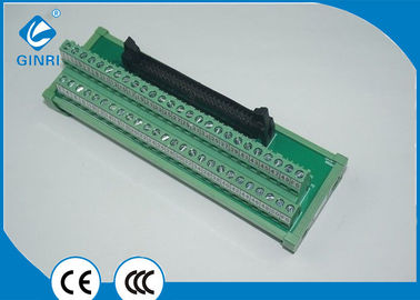 China Screw Interface Breakout Module DIN Rail Mounting For Home Intelligent Control supplier