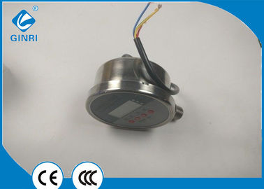 Air Digital Pressure Switch ,  Pressure Control Switch  Adjustable Water Pump