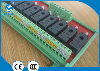 China DC 24 Volt Power PLC Relay Module Isolation Channel CE / CCC Certification supplier