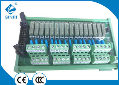 16 Channel I O Relay Module JR-B16PC 8 Point 24V Output Relay Module