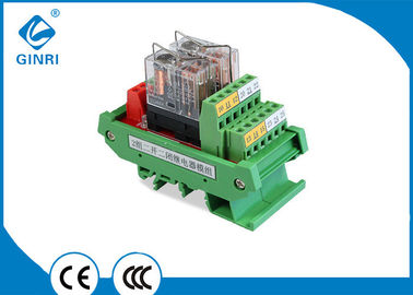 China Micro - Controller 2 PLC Relay Module 2 CO Control Panel JR-2L2 With LED supplier