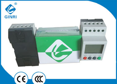 China AC DC  Elevators  Single Phase Home Voltage Protector Automatic With Power - On Delay supplier
