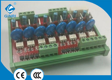 China 16 Way PLC SCR Module Control Board Release Overload Anti - Interference Circuit supplier