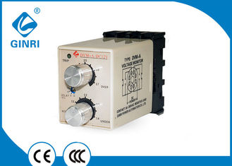 China Undervoltage Batteries DC Voltage Control Relay  5A , 250VAC 18 Months Guarantee supplier