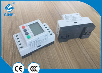 China Elevator Lift Single Phase Voltage Monitoring Relay Over Under Voltage Protection Device supplier