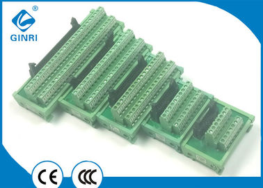 Terminal Board Interface Breakout Module 20P 2.54mm Male Header With IDC Connector