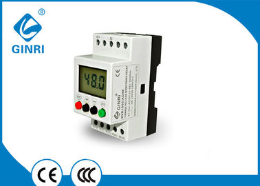 China Voltage Detection Single Phase Voltage Relay Over Voltage Under Voltage Protection AC / DC supplier