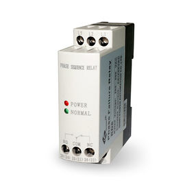 China Phase Failure/Phase Sequence Reversal Relay JVRD6 For Elevator Lift Parts supplier
