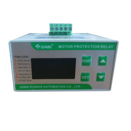 China Intelligent Motor Protection Relay Overload Phase Failure Protector For Mining Excavators supplier