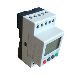 China Small Single Phase Voltage Monitoring Relay Monitoring Over Under Voltage Relay supplier