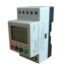 China Mini Under Voltage Protective Relay 110V-240V AC / DC Voltage Relay 50/60Hz supplier