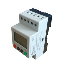 China CE DC Single Phase Overvoltage Relay LCD Display Undervoltage Protector supplier