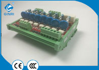 4 Channel Relay Module / PLC Amplifier Board  Positive Negative Control Optocoupler