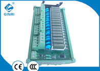 20 Pin IDC Connectors I O Relay Module 12 VDC Input 16 Road 1NO Relay Board