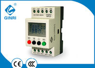 3 Phase Digital Voltage Monitoring Relay JVR800-2 Overvoltage-Undervoltage Phase Sequence Asymmetry Protect