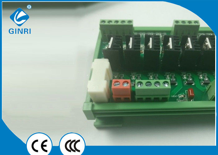 Stupendous Dc 6 Channel Plc Transistor Module Din Rail Relay Module 1No Wiring Cloud Oideiuggs Outletorg
