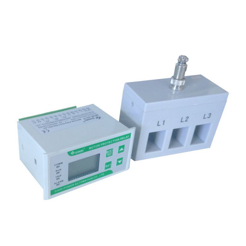 Phase Sequence Protection Relay Over Under Voltage Phase Failure LCD Display Protector 3 Phase Voltage Relay for Motor Fan Pump Air Compressor