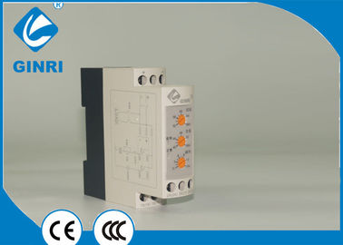 China 48 Volt DC Voltage Monitoring Relay 2C/O Output Contacts For Refrigerator factory