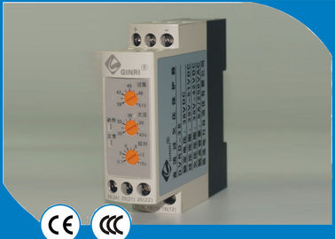 China Adjustable DC Voltage Monitoring Relay , Battery Phase Control Relay DVRD Model factory