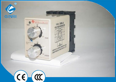 China Electrical DC Voltage Control Relay Adjustable Over And Undervoltage Threshold factory