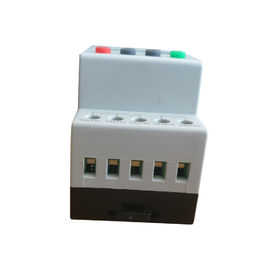 China Over Or Under Voltage Protection Single Phase Voltage Relay With LCD - Display factory