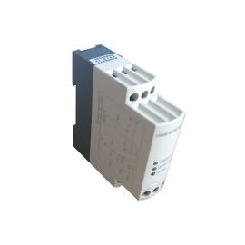 China Adjustable Voltage AC Single Phase Monitoring Relay Undervoltage And Overvoltage Protector factory